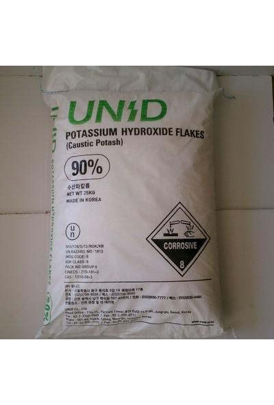 Erhan Gül Potasyum Hidroksit ( Koh ) Kostik 1 Kg