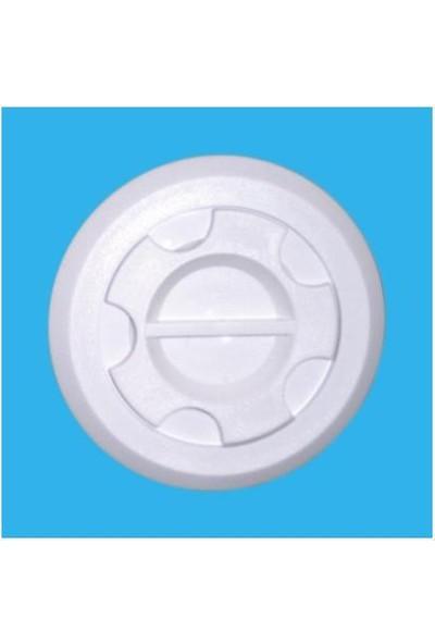 Poollıne Vakum Nozulu Plastik Beyaz D.63