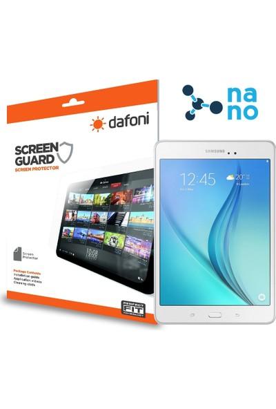 Dafoni Samsung T350 Galaxy Tab A 8.0 Nano Glass Premium Tablet Cam Ekran Koruyucu