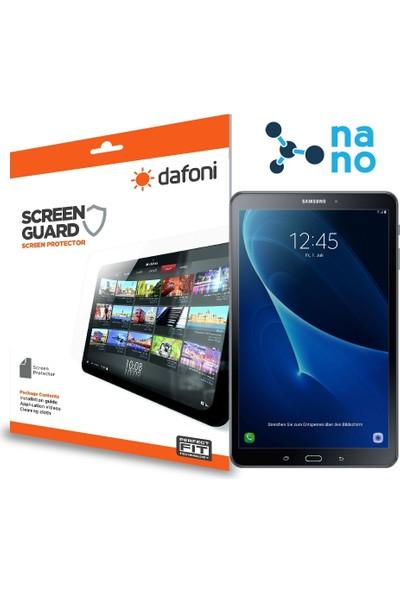 Dafoni Samsung Galaxy Tab A 10.1 2016 Nano Glass Premium Tablet Cam Ekran Koruyucu