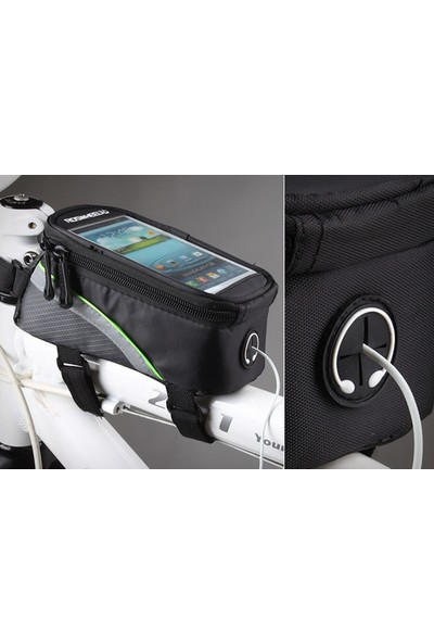 Roswheel Samsung A3-A5-A7(2017) Roswheel Spor Bisiklet Çantası