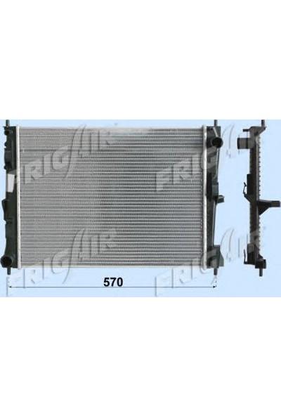 Kale 0518572Al Motor Radyator Clıo Iıı-Modus-Mıcra Iıı 1,2/1,5Dcı Nac (2 Sıra Al+Pl)(494X396X23.5)