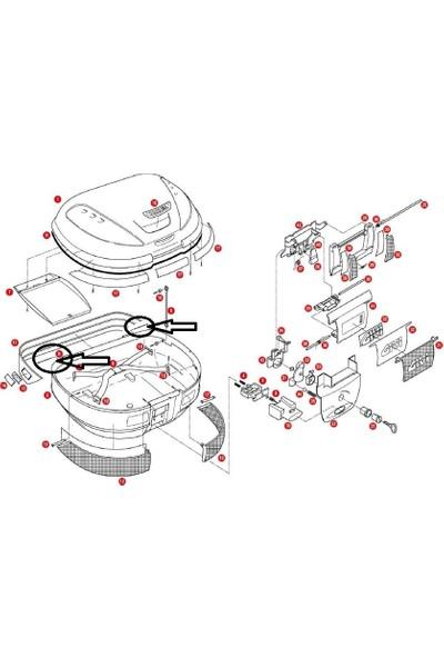 Gıvı Z590r Çanta Pimi Çift E55-E52-B47-E450-B37-E36-E45-Trk52-Trk33-V47-E41