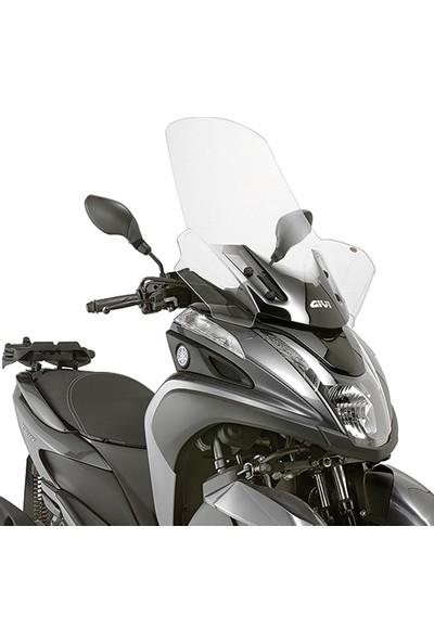 Gıvı 2120Dt Yamaha Trıcıty 125-155 (14-20) Rüzgar Siperlik