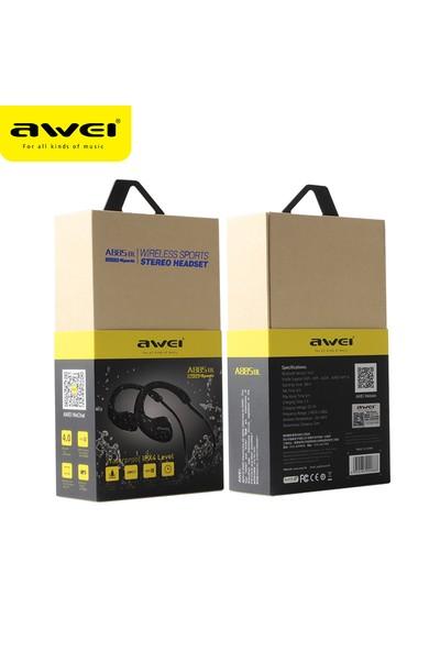 Awei Sport Bluetooth Kulaklık (Suya Dayanıklı) A885BL - Siyah