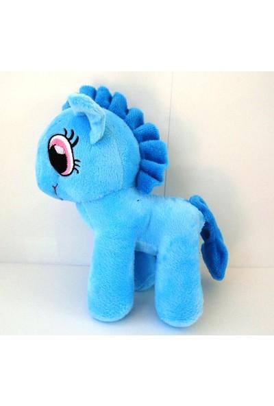 Peluşcu Baba 20 cm Sevimli Pony At Peluş Oyuncak Sağlıklı