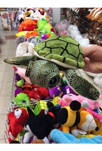 Peluşcu Baba 20 cm Tospik Kaplumbağa Peluş Oyuncak Sağlıklı Oyuncak