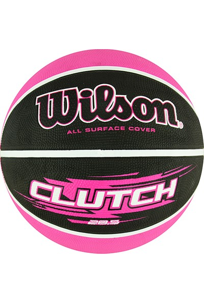 Wilson WTB1439 Clutch Kauçuk 6 No Basketbol Topu