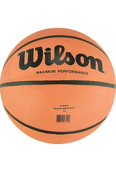 Wilson Basketbol Topu All Star Size:7 ( WTB4040XB7 )