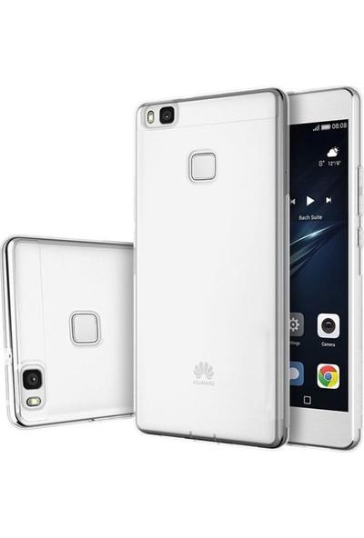 Teknoarea Huawei P9 Lite Silikon Kılıf Şeffaf