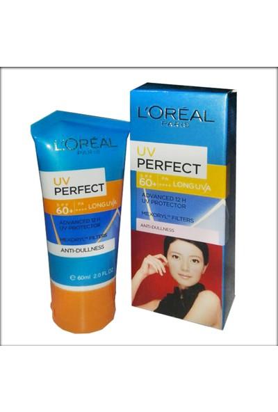 L'Oréal Paris Anti-Dullnes Spf 60 Faktör 60 Ml Güneş Kremi