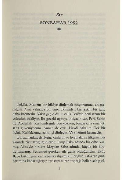 Ve Dağlar Yankılandı - Khaled Hosseini