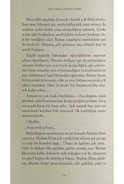 Korkma Kalbim - Ahmet Batman