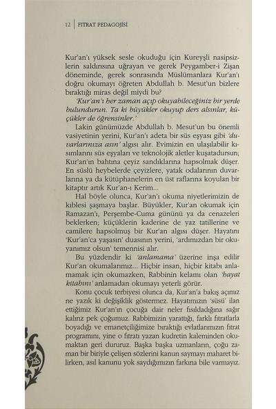 Fıtrat Pedagojisi - Hatice Kübra Tongar