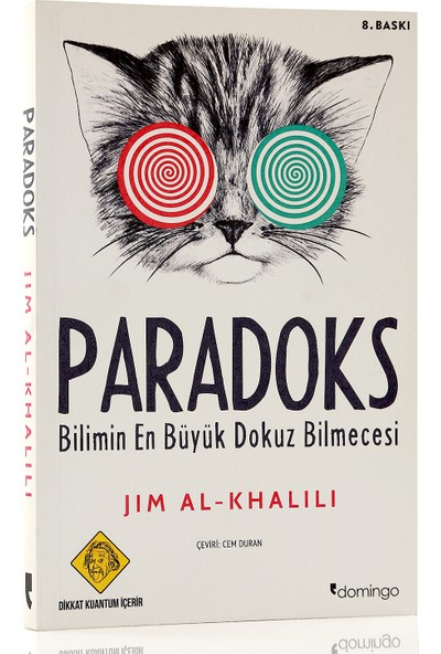 Paradoks - Bilimin En Büyük Dokuz Bilmecesi - Jim Al-Khalili