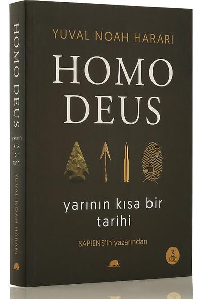 Homo Deus Yarının Kısa Bir Tarihi - Yuval Noah Harari