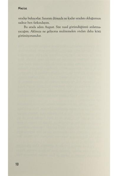 Mucize (Ciltli) - R. J. Palacio