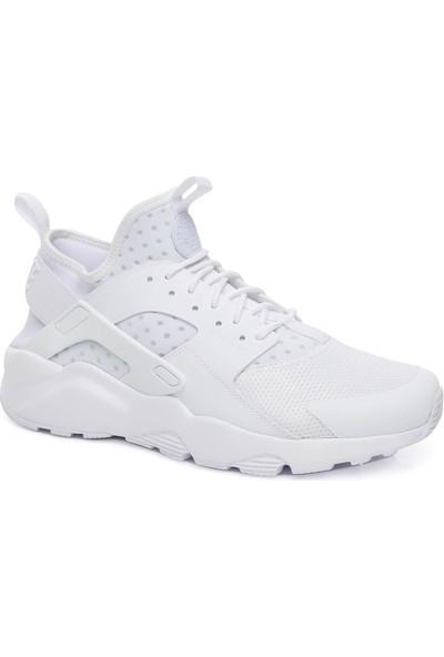 Nike Air Huarache Run Ultra Erkek Beyaz Sneaker Ayakkabı 819685.101