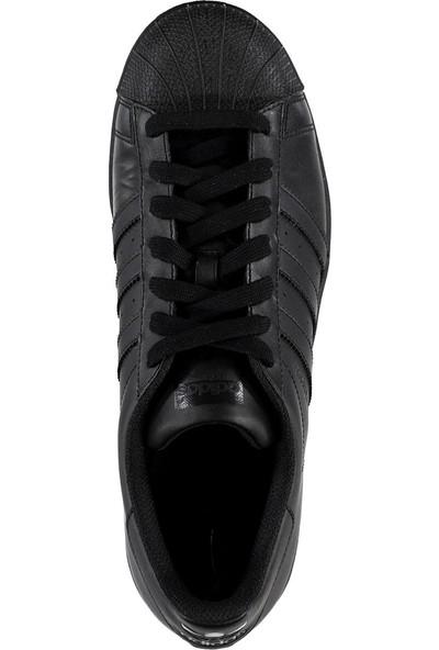 Adidas Superstar Siyah Erkek Ayakkabı Af5666