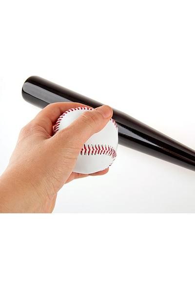 Toptancı Kapında Ahşap Beyzbol Sopası