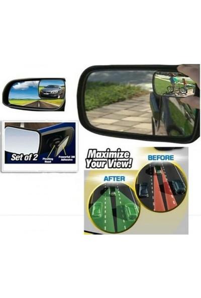 Toptancı Kapında Total View Kör Nokta Ayna Seti (2 Adet)