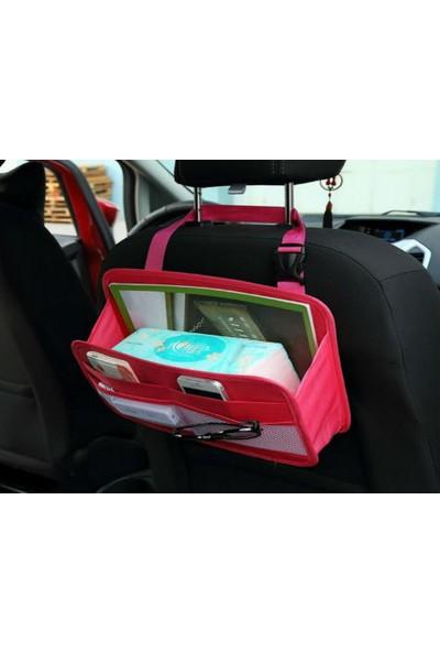 Toptancı Kapında Welfare Araba Koltuk Arkası Çanta