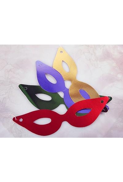 Toptancı Kapında Yılbaşı Özel 12 Adet Yılbaşı Maskesi