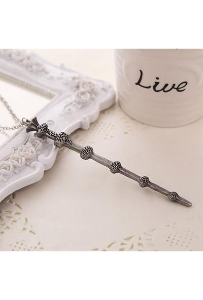 A-Leaf Harry Potter Albus Dumbledore Büyülü Sihirli Değnek Mürver Asa Magic Wand