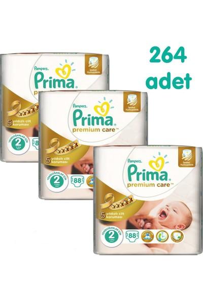 Prima Premium Care No:2 264 Adet