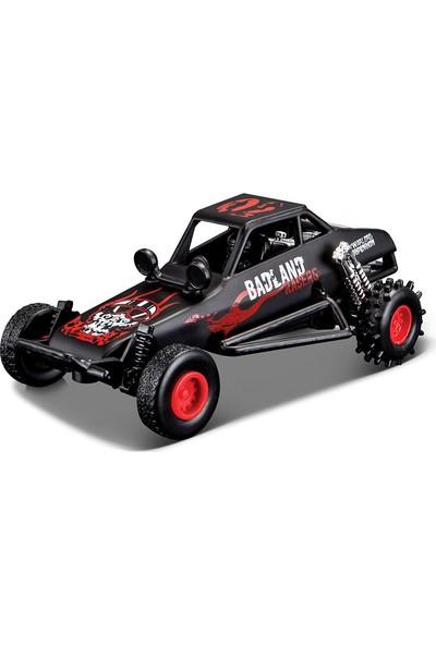 Maisto Fresh Metal Badland Racers Siyah 02 Oyuncak Araba