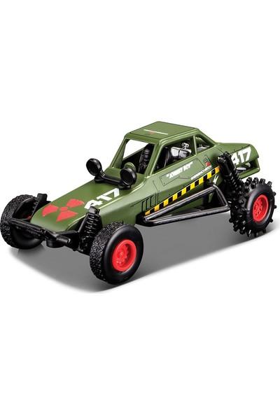 Maisto Fresh Metal Badland Racers Yeşil 417 Oyuncak Araba