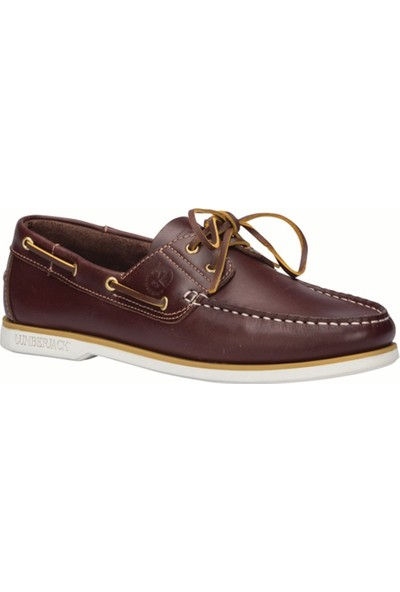 Lumberjack Kahverengi Erkek Ayakkabısı Spor 100242154 Navigator Brunello White