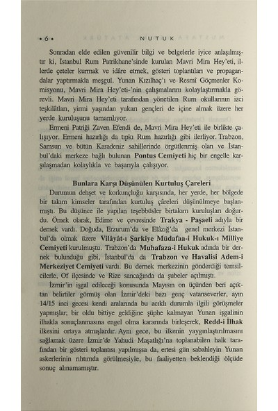 Nutuk - 100 Temel Eser - Mustafa Kemal Atatürk