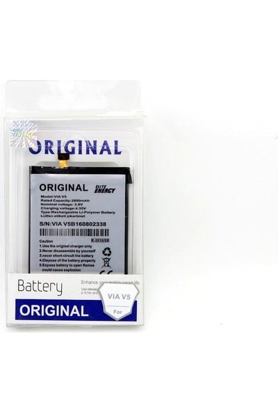 ACL Energy Casper Via V5 Batarya Pil