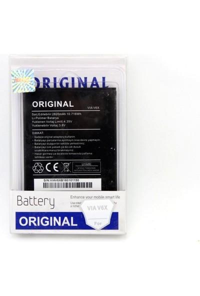 ACL Energy Casper Via V6X Batarya Pil