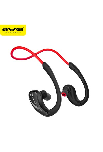 Awei Sport Bluetooth Kulaklık A880BL - Kırmızı