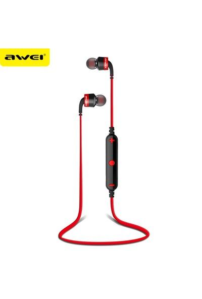 Awei Stereo Bluetooth Kulaklık A960BL - Kırmızı