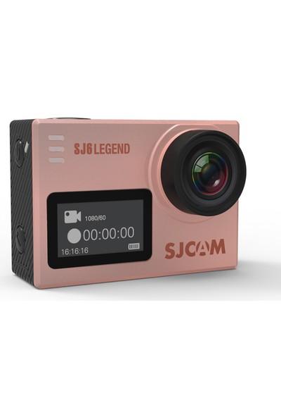 SJCAM SJ6 Legend 4K Aksiyon Kamerası - Rose Gold