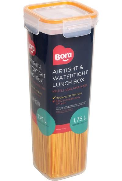 Bora BO895 Saklama Kabı Kare 1.75 Litre Uzun