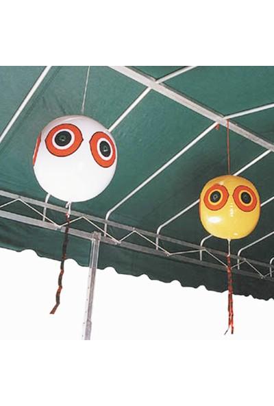 Bird-X Bird-x Scare Eye Kuş Kovucu Balon Beyaz