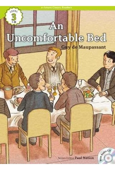 An Uncomfortable Bed +Cd (Ecr Level 3)