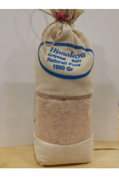 Dogafarma Pembe Himalaya Sofralık Tuz Öğütülmüş 2 Kg