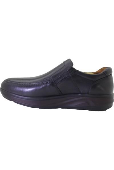 Forex 2407 Günlük Erkek Anatomik Deri Ayakkabı