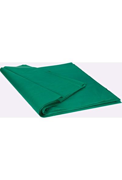 Menteşoğlu Kağıtçılık Yeşil Pelür Süs Kağıdı (1kg)