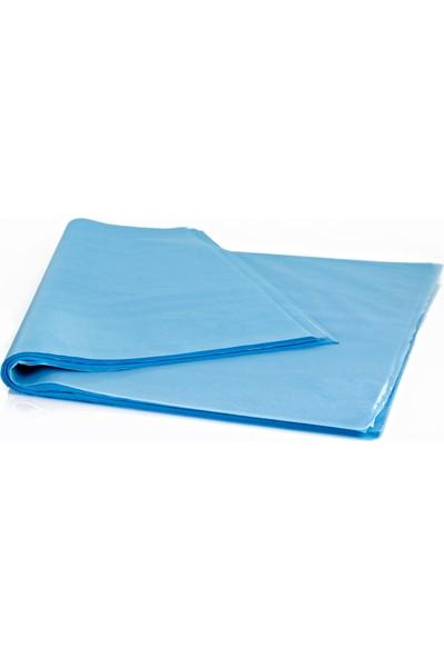 Menteşoğlu Kağıtçılık Açık Mavi Pelür Kağıdı (1kg)
