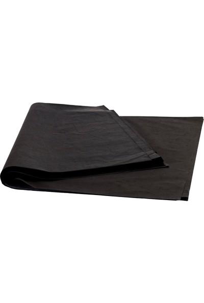 Menteşoğlu Kağıtçılık Siyah Pelür Süs Kağıdı (1kg)