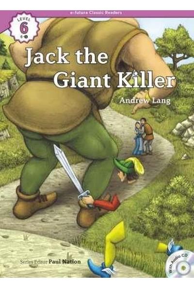 Jack The Giant-Killer +Cd (Ecr Level 6)