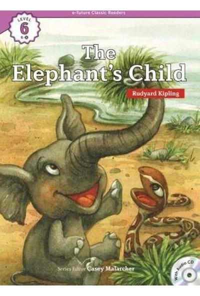 The Elephant'S Child +Cd (Ecr Level 6)