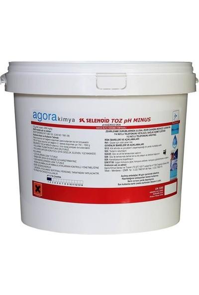 Selenoid Toz Ph Düşürücü (Sodyum Bisülfat) 25 Kg