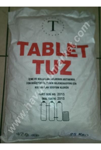 Tablet Tuz 25 Kg (Sodyum Klorür)